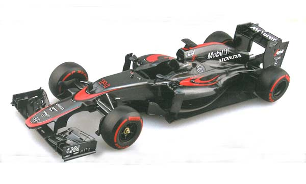voiture Ebbro McLaren MP4/30 2015