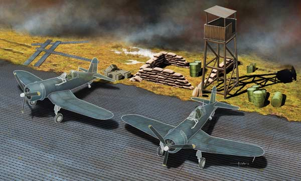 Aviation Maquette Echelle 1:72 Italeri I086 P-51D Mustang