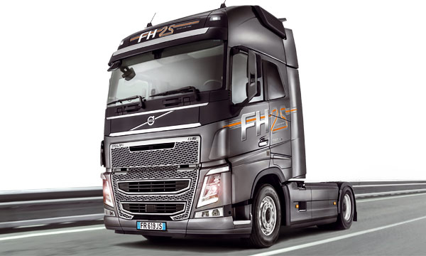 camion Italeri Volvo FH4 Globetrotter XL