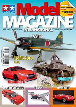 modelmag Tamiya Model Magazine 97