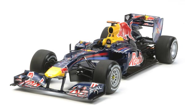 t2m maquette voiture tamiya red bull renault rb6. Black Bedroom Furniture Sets. Home Design Ideas