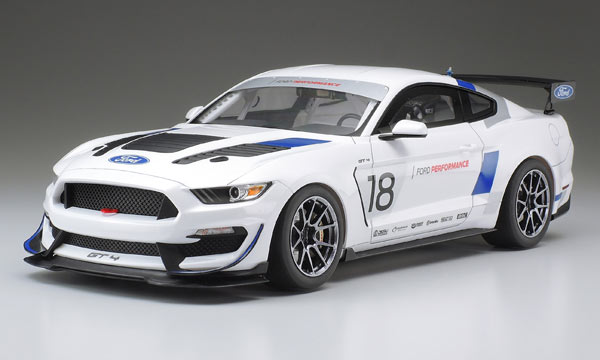 voiture Tamiya Ford Mustang GT4