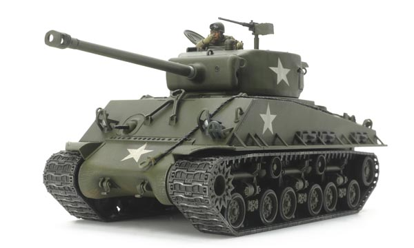 militaire Tamiya M4A3E8 Sherman Easy Eight