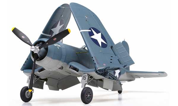 AeroSpirit  maquette miniature Vought F4U Corsair US Marine Corps White 86