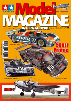 modelmag Tamiya Model Magazine 101