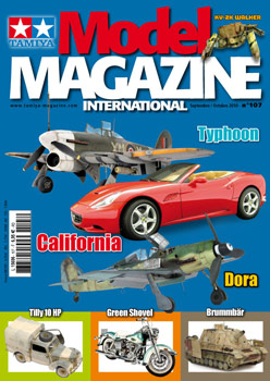 modelmag Tamiya Model Magazine 107