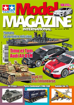 modelmag Tamiya Model Magazine 111