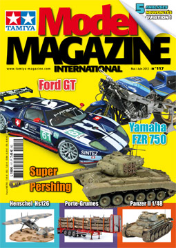 modelmag Tamiya Model Magazine 117